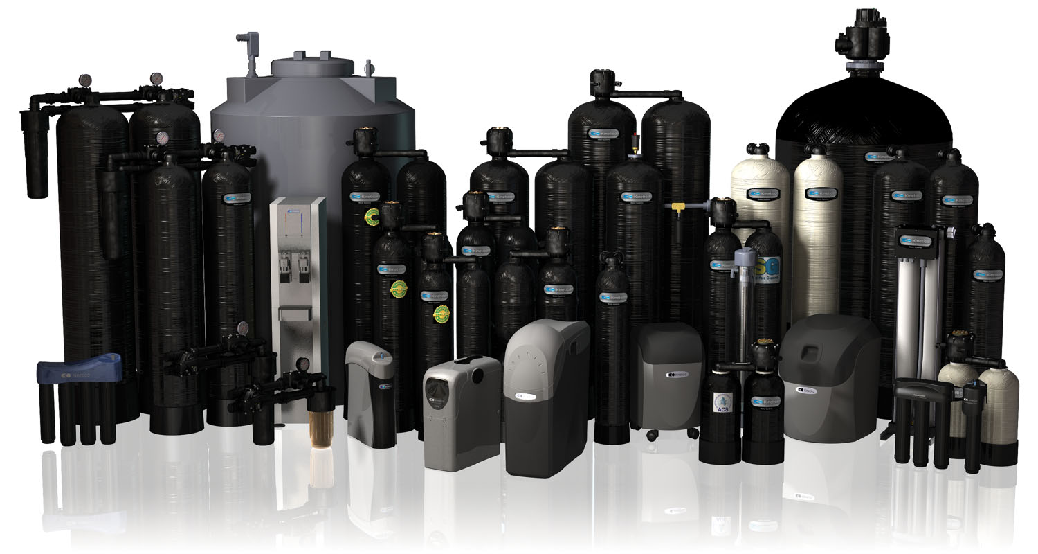 Kinetico Mach Water Softener For Well Systems American Water